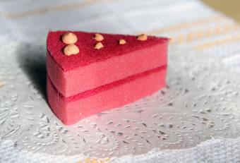 Тортик из губки