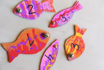 Арифметическая рыбалка