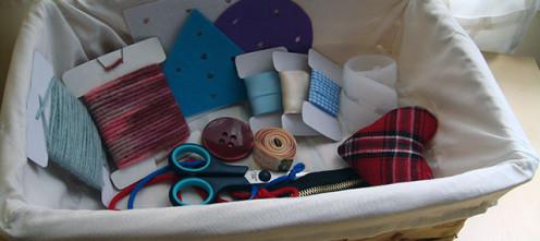 Первый швейный набор
