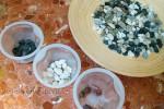Сортировка камешков