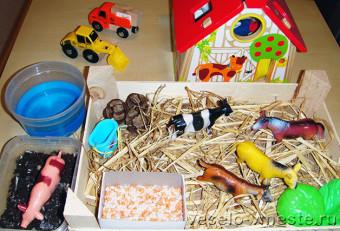 Ферма в миниатюре