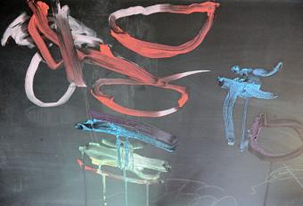 Краски из мелков